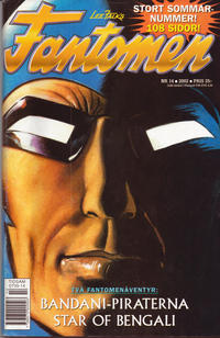 Cover Thumbnail for Fantomen (Egmont, 1997 series) #14/2002