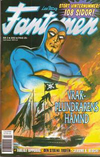 Cover Thumbnail for Fantomen (Egmont, 1997 series) #2/2003
