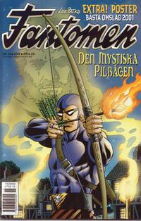 Cover Thumbnail for Fantomen (Egmont, 1997 series) #15/2002