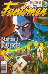 Cover Thumbnail for Fantomen (Egmont, 1997 series) #17/2003
