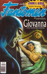 Cover Thumbnail for Fantomen (Egmont, 1997 series) #9/2003