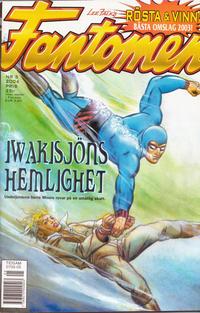 Cover Thumbnail for Fantomen (Egmont, 1997 series) #5/2004