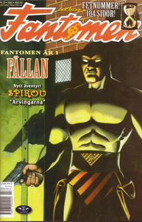 Cover Thumbnail for Fantomen (Egmont, 1997 series) #22/2004