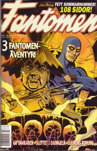 Cover Thumbnail for Fantomen (Egmont, 1997 series) #14/2004