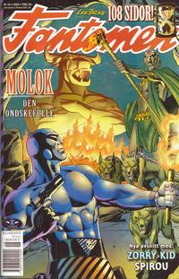 Cover Thumbnail for Fantomen (Egmont, 1997 series) #18/2004