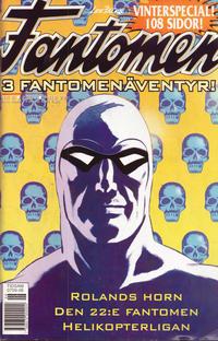Cover Thumbnail for Fantomen (Egmont, 1997 series) #6/2004
