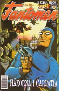 Cover Thumbnail for Fantomen (Egmont, 1997 series) #19/2003