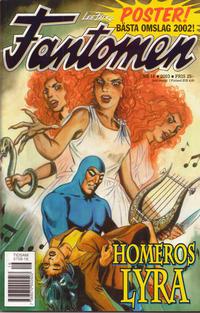 Cover Thumbnail for Fantomen (Egmont, 1997 series) #16/2003