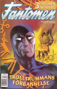 Cover Thumbnail for Fantomen (Egmont, 1997 series) #15/2003