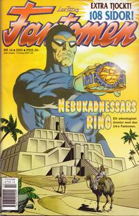 Cover Thumbnail for Fantomen (Egmont, 1997 series) #14/2003