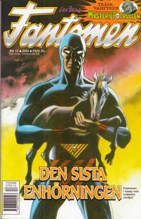 Cover Thumbnail for Fantomen (Egmont, 1997 series) #12/2003