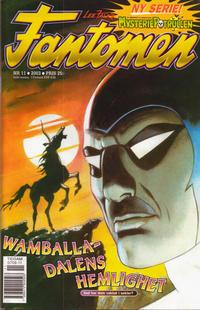 Cover Thumbnail for Fantomen (Egmont, 1997 series) #11/2003