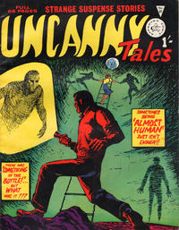 Cover Thumbnail for Uncanny Tales (Alan Class, 1963 series) #31
