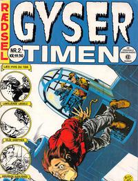 Cover Thumbnail for Gysertimen (Interpresse, 1987 series) #2