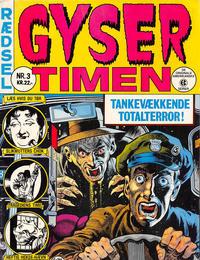 Cover Thumbnail for Gysertimen (Interpresse, 1987 series) #3