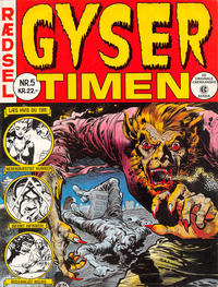 Cover Thumbnail for Gysertimen (Interpresse, 1987 series) #5