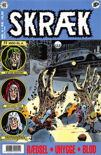 Cover Thumbnail for Skræk (Semic Interpresse, 1994 series) #4