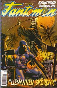 Cover Thumbnail for Fantomen (Egmont, 1997 series) #3/2005