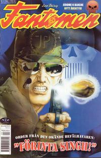 Cover Thumbnail for Fantomen (Egmont, 1997 series) #4/2005