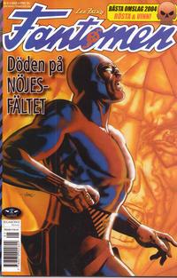 Cover Thumbnail for Fantomen (Egmont, 1997 series) #5/2005