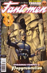 Cover Thumbnail for Fantomen (Egmont, 1997 series) #23/2005