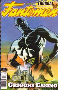 Cover Thumbnail for Fantomen (Egmont, 1997 series) #24/2005