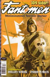 Cover Thumbnail for Fantomen (Egmont, 1997 series) #14/2005