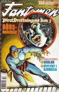 Cover Thumbnail for Fantomen (Egmont, 1997 series) #18/2005