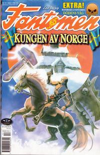 Cover Thumbnail for Fantomen (Egmont, 1997 series) #12/2005