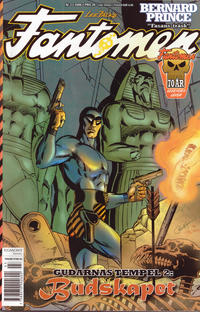 Cover Thumbnail for Fantomen (Egmont, 1997 series) #3/2006