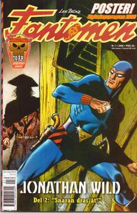 Cover Thumbnail for Fantomen (Egmont, 1997 series) #1/2006