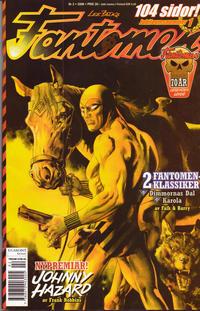 Cover Thumbnail for Fantomen (Egmont, 1997 series) #2/2006