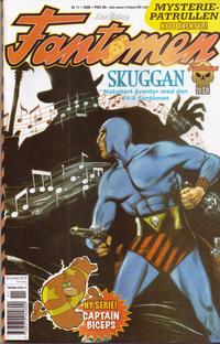 Cover Thumbnail for Fantomen (Egmont, 1997 series) #11/2006