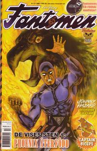 Cover Thumbnail for Fantomen (Egmont, 1997 series) #13/2006