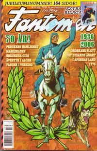 Cover Thumbnail for Fantomen (Egmont, 1997 series) #14/2006