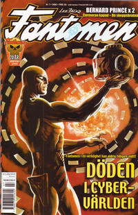 Cover Thumbnail for Fantomen (Egmont, 1997 series) #7/2006