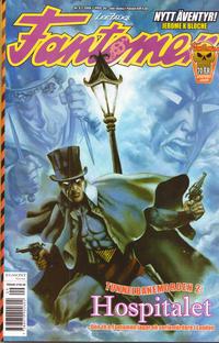 Cover Thumbnail for Fantomen (Egmont, 1997 series) #9/2006