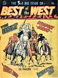 Cover Thumbnail for Best in the West (Cartoon Art, 1951 series) #3