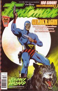Cover Thumbnail for Fantomen (Egmont, 1997 series) #10/2006