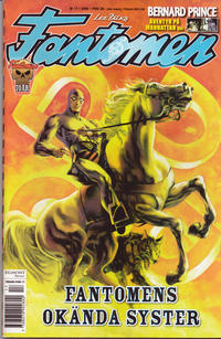 Cover Thumbnail for Fantomen (Egmont, 1997 series) #17/2006