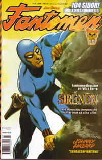 Cover Thumbnail for Fantomen (Egmont, 1997 series) #22/2006