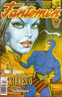 Cover Thumbnail for Fantomen (Egmont, 1997 series) #19/2006