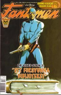 Cover Thumbnail for Fantomen (Egmont, 1997 series) #21/2006