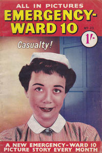 Cover Thumbnail for Emergency-Ward 10 (Pearson, 1959 series) #23
