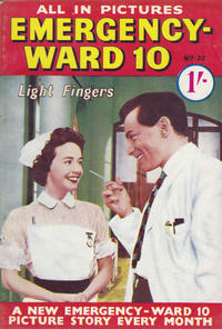 Cover Thumbnail for Emergency-Ward 10 (Pearson, 1959 series) #22