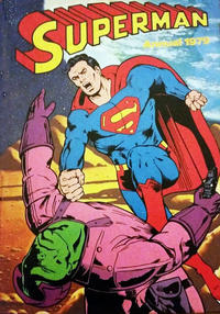 Cover Thumbnail for Superman Annual (Egmont UK, 1979 ? series) #1979
