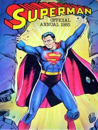 Cover Thumbnail for Superman Annual (Egmont UK, 1979 ? series) #1985