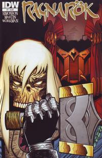 Cover Thumbnail for Ragnarök (IDW, 2014 series) #7
