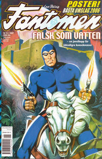 Cover Thumbnail for Fantomen (Egmont, 1997 series) #15/2007