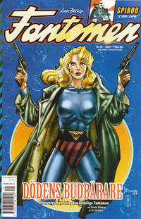 Cover Thumbnail for Fantomen (Egmont, 1997 series) #16/2007
